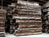 Laubholz  Blockware, Unbesäumtes Holz Zu Verkaufen Belgien - Blockware, Buche