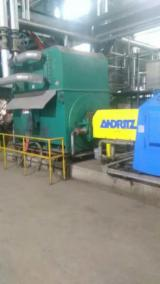 MDF production equipment