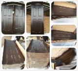 Азіатська Листяна Деревина, Двері, Дошки Високої Плотності (HDF), Фарба