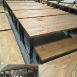 Dining Room Furniture importers and buyers - Birch / Oak / Olive Industrial Style Dining Tables