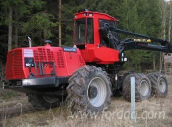 Used-Komatsu-901-TX-2011-Harvester