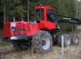 Harvester Komatsu 901 TX 旧 2011 德国