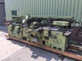 Netherlands Supplies - Used 1979 WEINIG Hydromat 30R Moulder 6 sp. - 100 m/min
