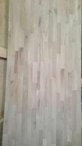 Edge Glued Panels For Sale - Oak 18; 20 mm Finger Jointed (Discontinuous Stave) European hardwood Romania