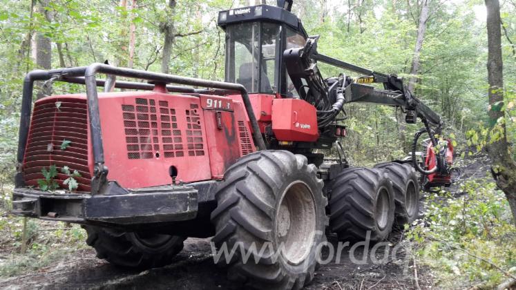 Used-Valmet-911-3-2005-Harvester