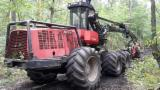 Used Valmet 911.3 2005 Harvester Germany