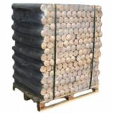 Firewood, Pellets And Residues - Beech Wood Briquets -- mm