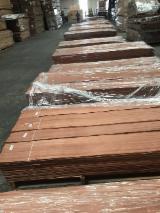 Trgovina Na Veliko Drvnim Listovi Furnira - Kompozitni Paneli Furnira - Prirodni Furnir, Sapelli , Prva I Zadnja Daska