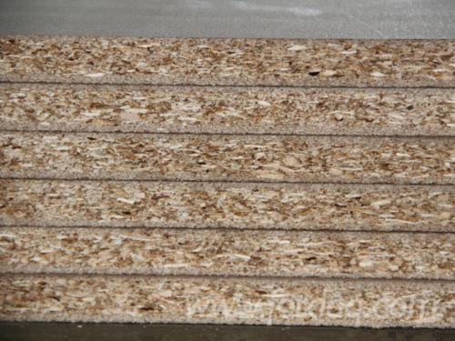 Raw-particle-board-used-for-door-decoration
