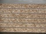 Raw particle board used for door decoration, 9 - 30 mm thick