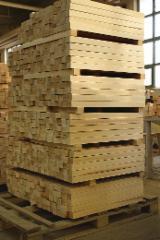 Деревянные Комплектующие - Европейские Лиственные, Древесина Массив, Бук, Дуб
