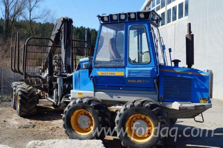 Used-Rottne-Solid-F14-2006-Forwarder