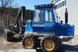 Forest & Harvesting Equipment - Used Rottne Solid F14 2006 Forwarder Germany