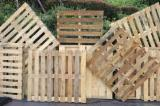 Pallet Pallets And Packaging - Commercial Mixed Wood Pallets