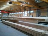 交错层压木材, 落叶松, 云杉-白色木材