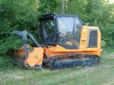 Services Forestiers à vendre - abattage debardage broyage forestier