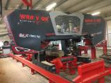 Machinery, Hardware And Chemicals - New WRAVOR WRC-1050 Log Band Saw Horizontal For Sale Romania