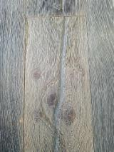 Engineered Wood Flooring - Multilayered Wood Flooring China - Oak One Strip Wide 3 Layer Flooring