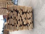 Laubholz  Blockware, Unbesäumtes Holz Litauen - Blockware, Birke