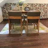 Dining Room Furniture - Rubberwood Dining Sets - Chair - Table