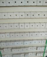 Paletten - Verpackung - Pressspanklötze , Wiederaufbereitet - Gebraucht, In Guten Zustand