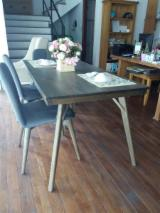 CE Dining Room Furniture - Oak FOCO Dining Tables