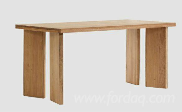 Oak Doich Dining Tables