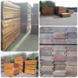 Exterior Decking  For Sale - Okan Retaining Walls T&G