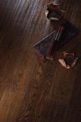 Großhandel Holzböden - Fordaq - Eiche, Einblatt Breitdiele