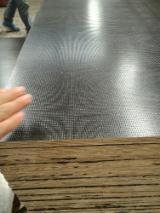 覆膜胶合板(棕膜)