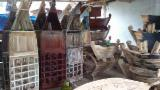 Wholesale  Storage - Teak Boat Bottle Shelves