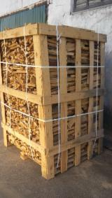 Firewood, Pellets and Residues - Oak Firewood Cleaved, humidity 18-20%