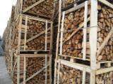null - Schwarzerle Brennholz Ungespalten
