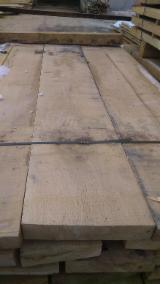 Romania Sawn Timber - Oak Planks, 55 mm thick