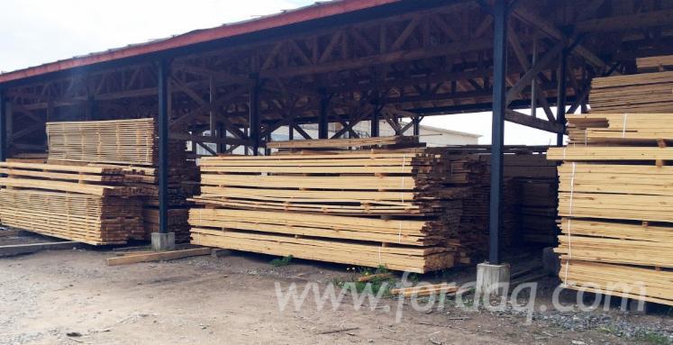 Spruce-Pine-Lumber--KD--Edged