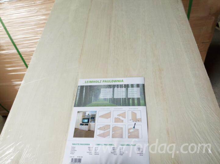 Paulownia Wood Shelving 18 26 Mm Thick