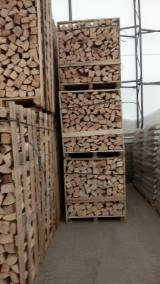 Brandhout - Resthout - Beuken Brandhout/Houtblokken Gekloofd