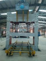 Woodworking Machinery - Pres (düz Yüzeyler Için Kontrplak Presi) GTCO New Çin