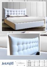 Меблі Для Спальні - Ліжка, Дизайн, 1 - 500 штук щомісячно