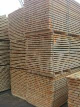 Softwood  Sawn Timber - Lumber Pine Pinus Sylvestris - Scots Pine - Spruce and Pine Planks from Russia, 22; 25; 44; 45; 47; 50; 72; 73; 75; 100+ mm thick
