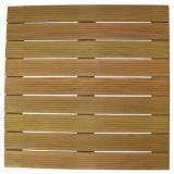 Garden Wood Tile Garden Products - Antislip Ipe Garden Tiles 1000x1000x38mm