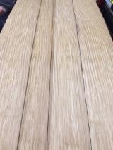 Sliced Veneer - Afrormosia Natural Veneer, Flat cut - plain, 0.55 mm thick