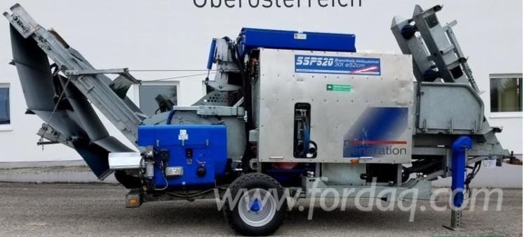 Used-Binderberger-SSP-520-2015-Saw-Split-Combination