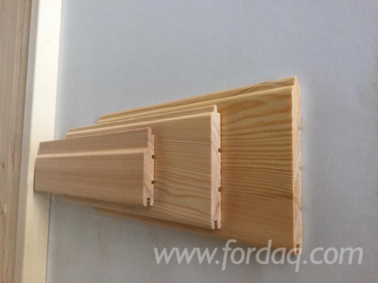 paneles para pared interior lambriz alerce siberiano lituania en venta