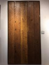 Engineered Wood Flooring - Multilayered Wood Flooring - Antique Oak Flooring 14;15 mm
