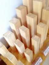 Mouldings - Profiled Timber - Profiled Rubberwood Elements
