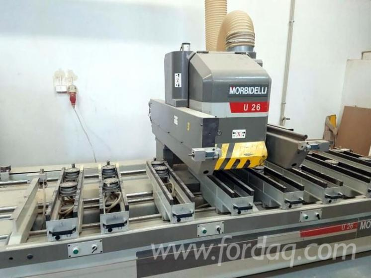 Morbidelli-U26-CNC-Machining