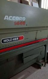 Maszyny Do Obróbki Drewna Na Sprzedaż - Okleiniarka Holz-Her Accord 1446