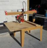 Woodworking Machinery - Used Joiner's Circular Saw For Sale Spain