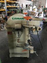 曲线及成型部位砂光 Camam LEC 200/AV 旧 意大利